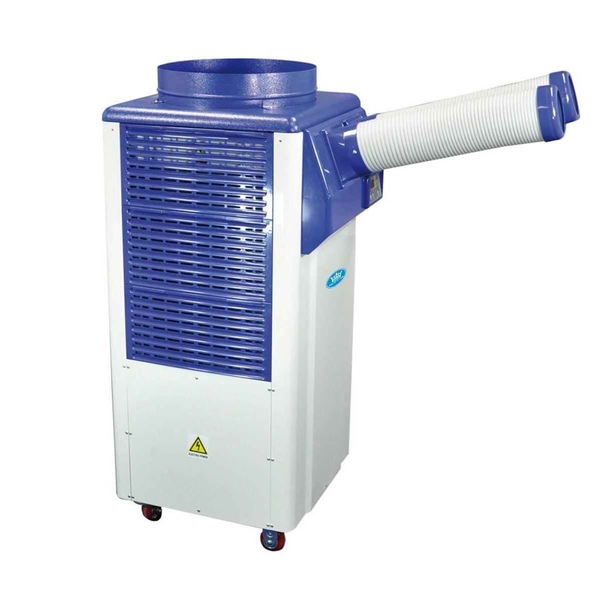 portable air conditioner titancool tc25 73 kw btu industrial air - Commercial Cool Portable Air Conditioner
